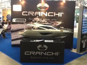2014年東京国際ボートショー展示ブース