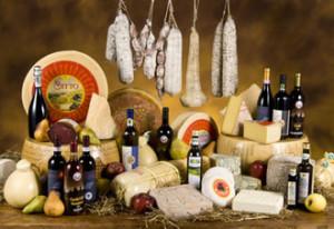 この地域で生産されるチーズ